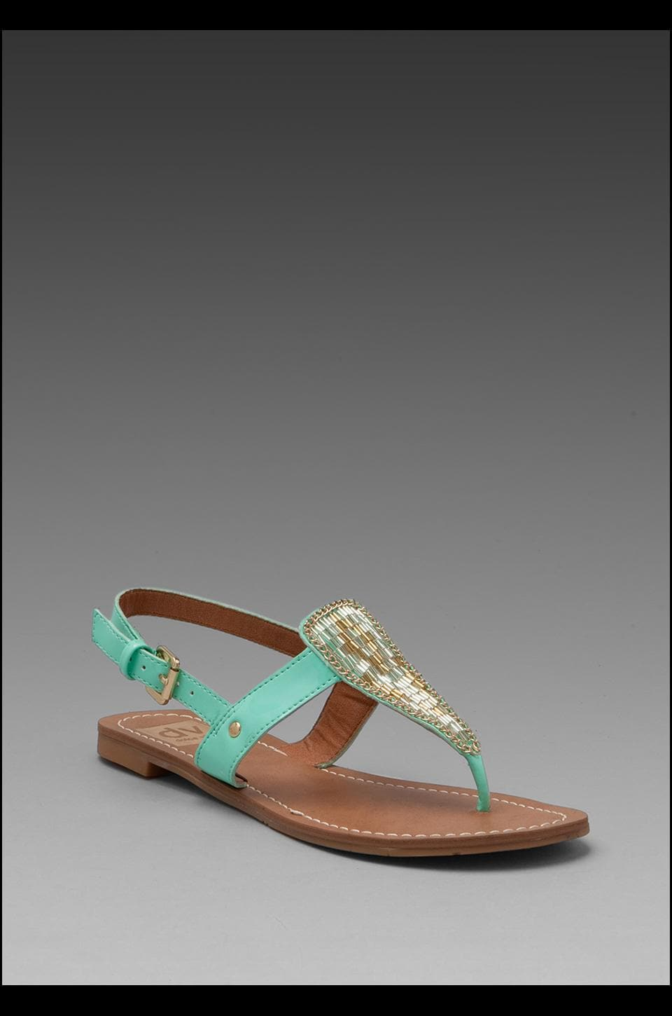 Dolce Vita Domino Sandal in Mint