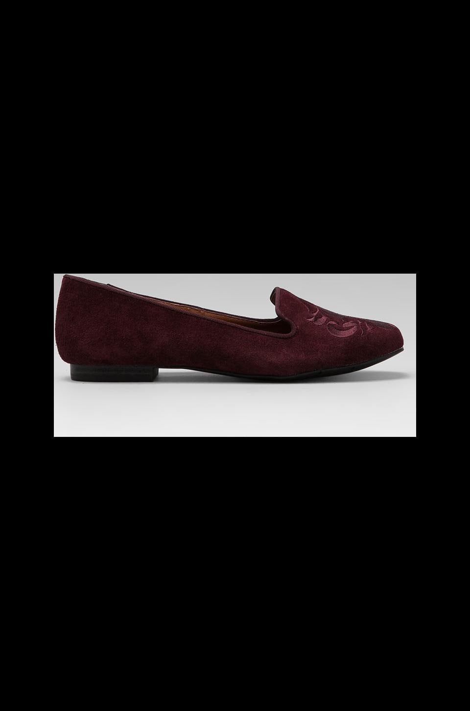 Dolce Vita Gelle Loafer in Bordeaux