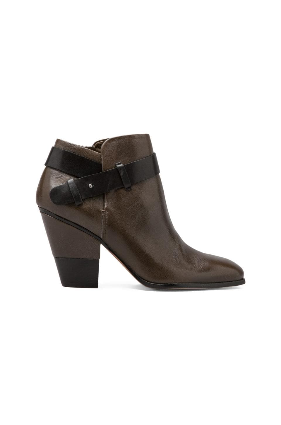 Dolce Vita Hilary Bootie in Olive