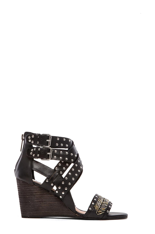 Dolce Vita Rowdy Sandal in Black