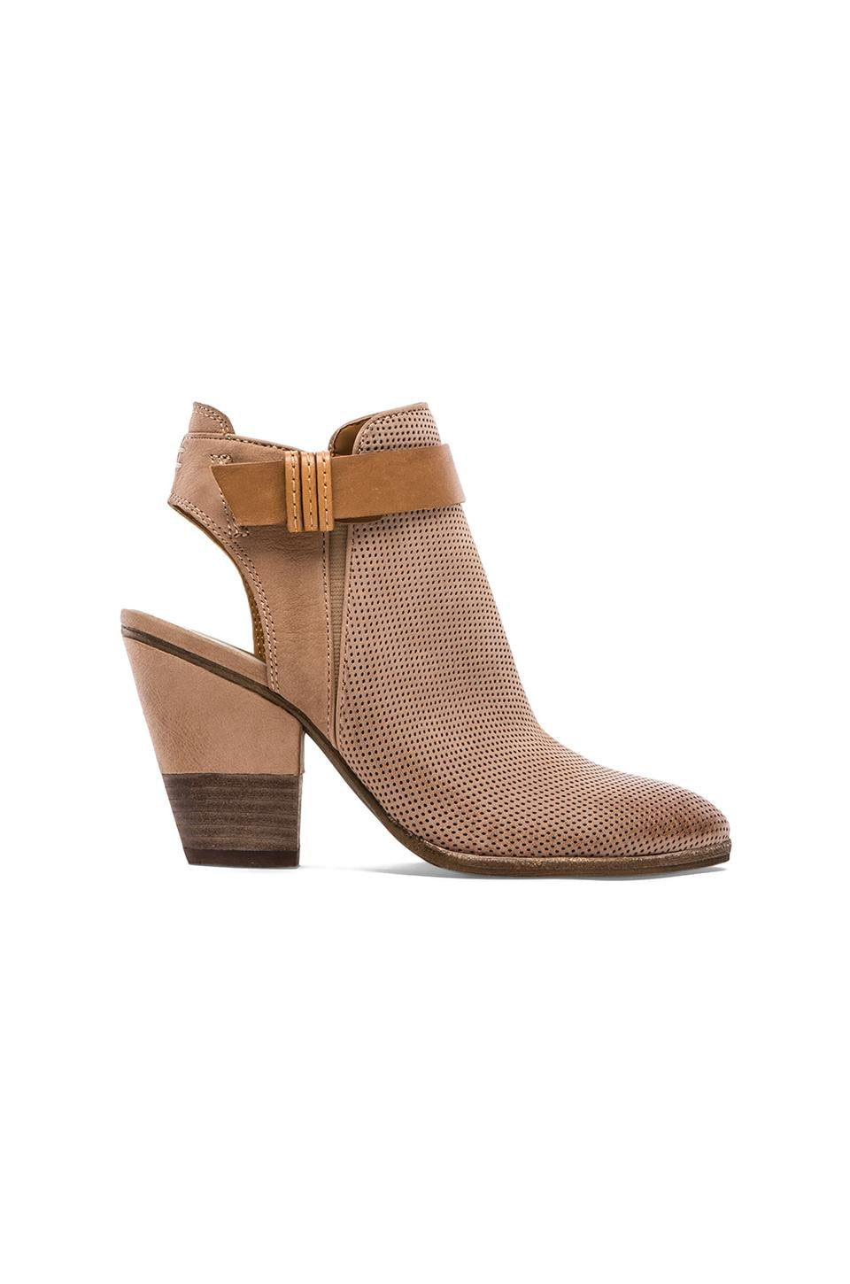 Dolce Vita Henna Bootie in Taupe