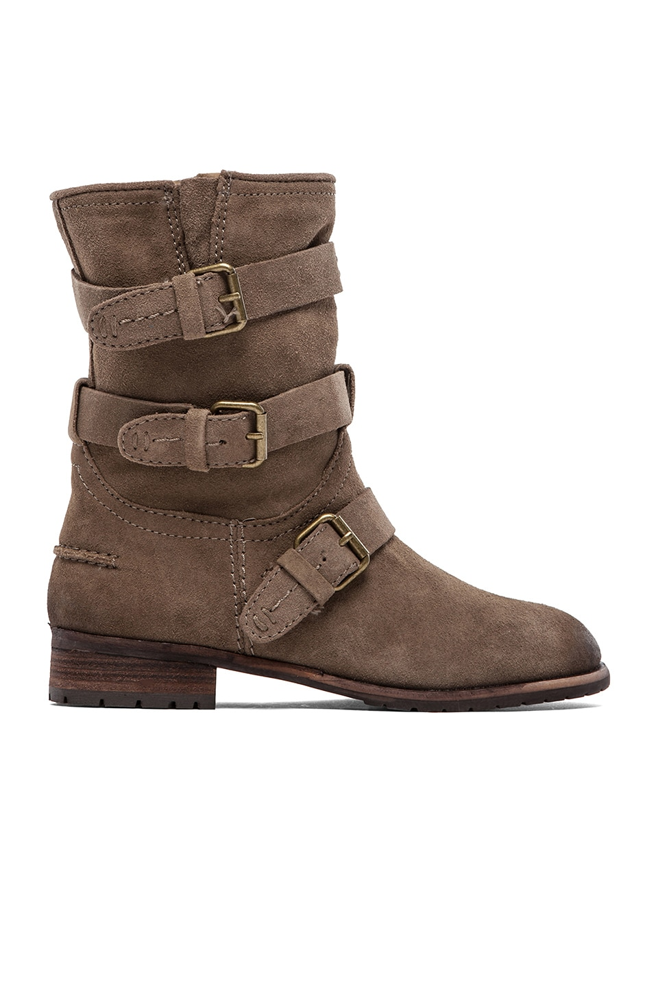 Dolce Vita Ferin Boot in Taupe