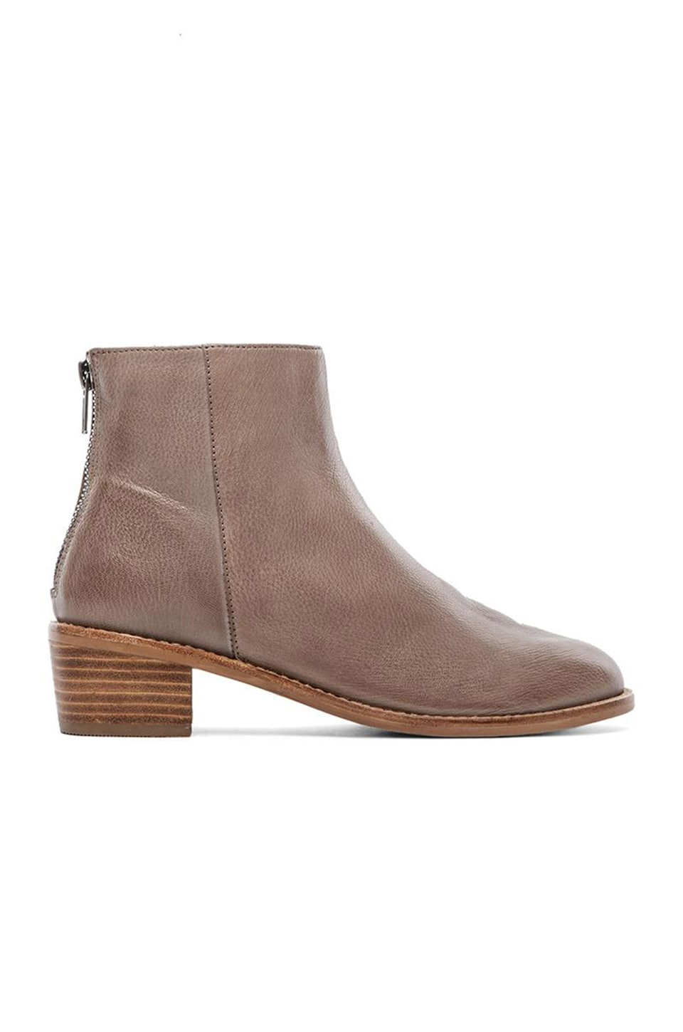Dolce Vita Caiden Bootie in Light Grey