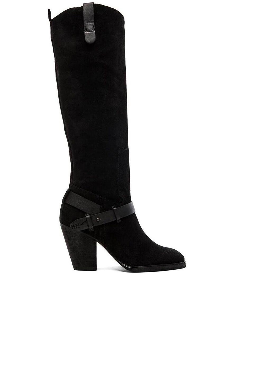 Dolce Vita Hawthorne Boot in Black