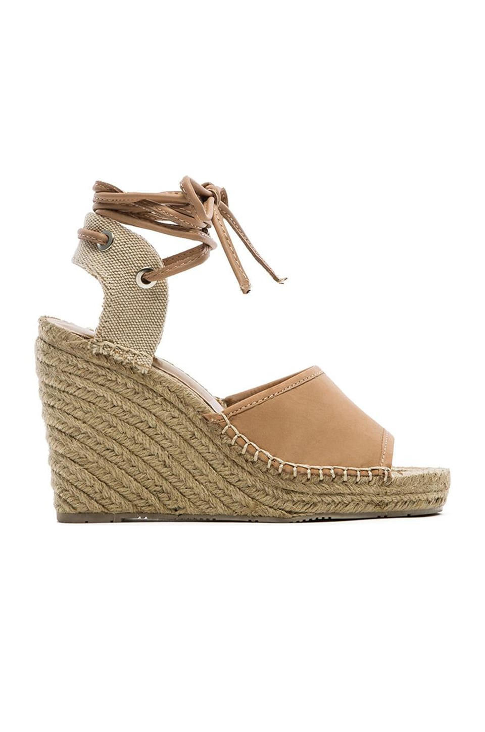 Dolce Vita Sophia Wedge in Nude