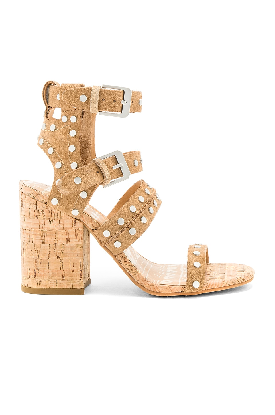 Dolce Vita Effie Sandal in Tan