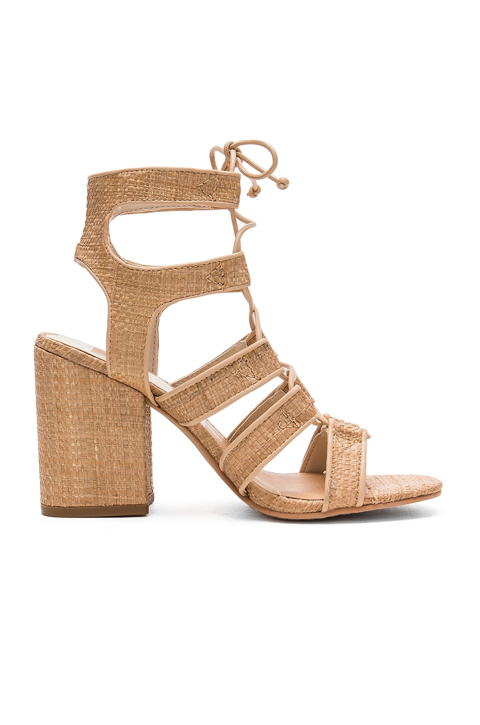Dolce Vita Eva Heel in Natural