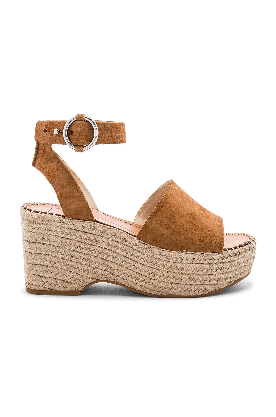 Dolce Vita Lesly Wedge in Saddle