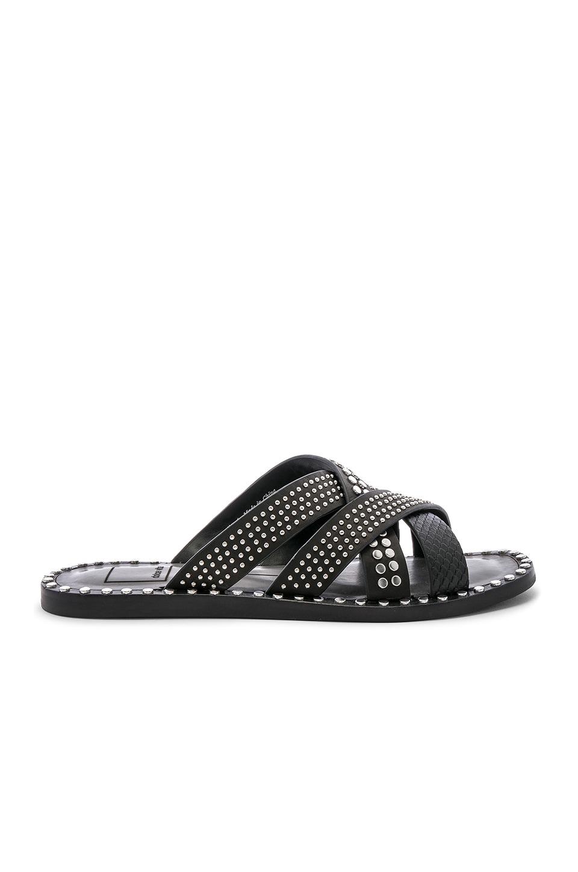Dolce Vita Corbey Sandal in Black