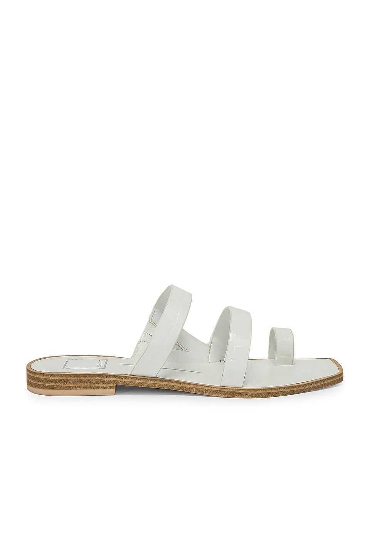 Dolce Vita Isala Sandal in White