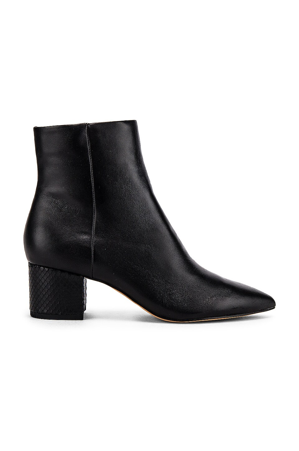 Dolce Vita Bel Bootie in Onyx Leather