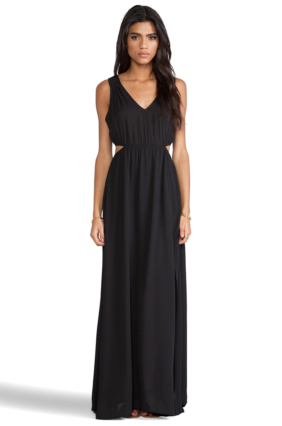 Donna Mizani Cut Out Maxi in Caviar