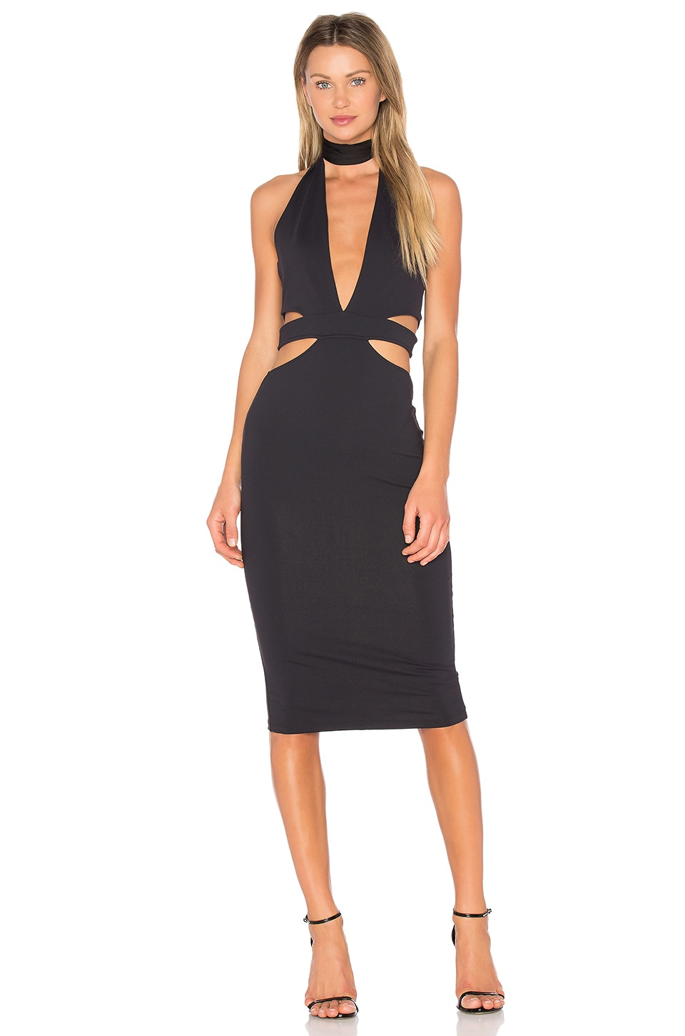 Eden Midi Dress by Donna Mizani