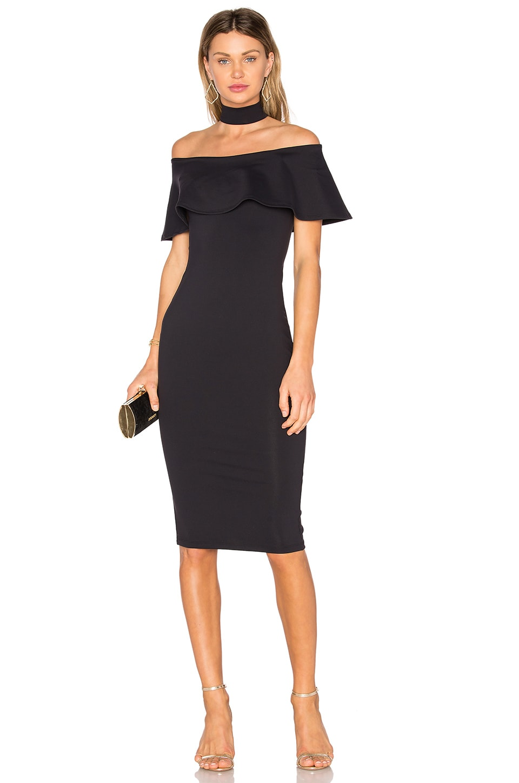 Mila Midi Dress by Donna Mizani