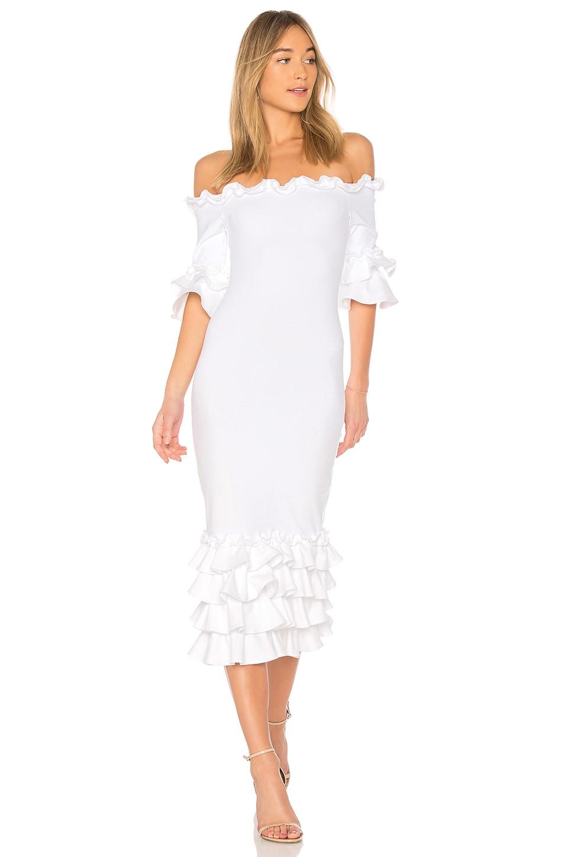 Pishi Midi Dress