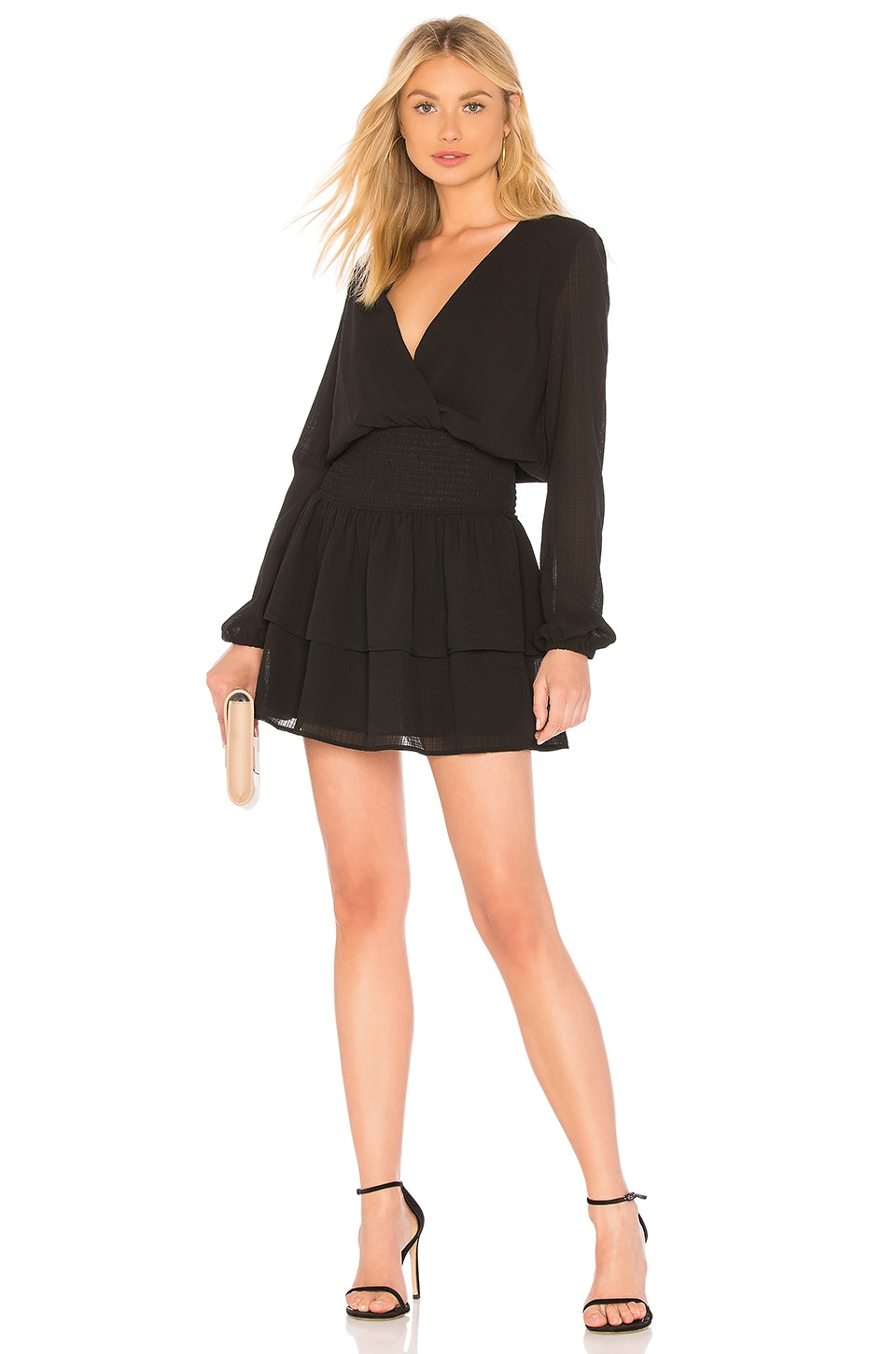 DONNA MIZANI CATERINA MINI DRESS