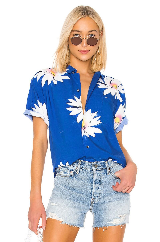Double Rainbouu Glossy Possy Print Shirt
