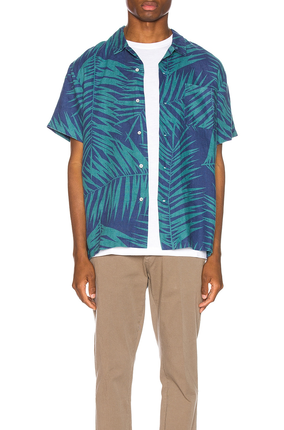 DOUBLE RAINBOUU CAMISA HAWAIIAN