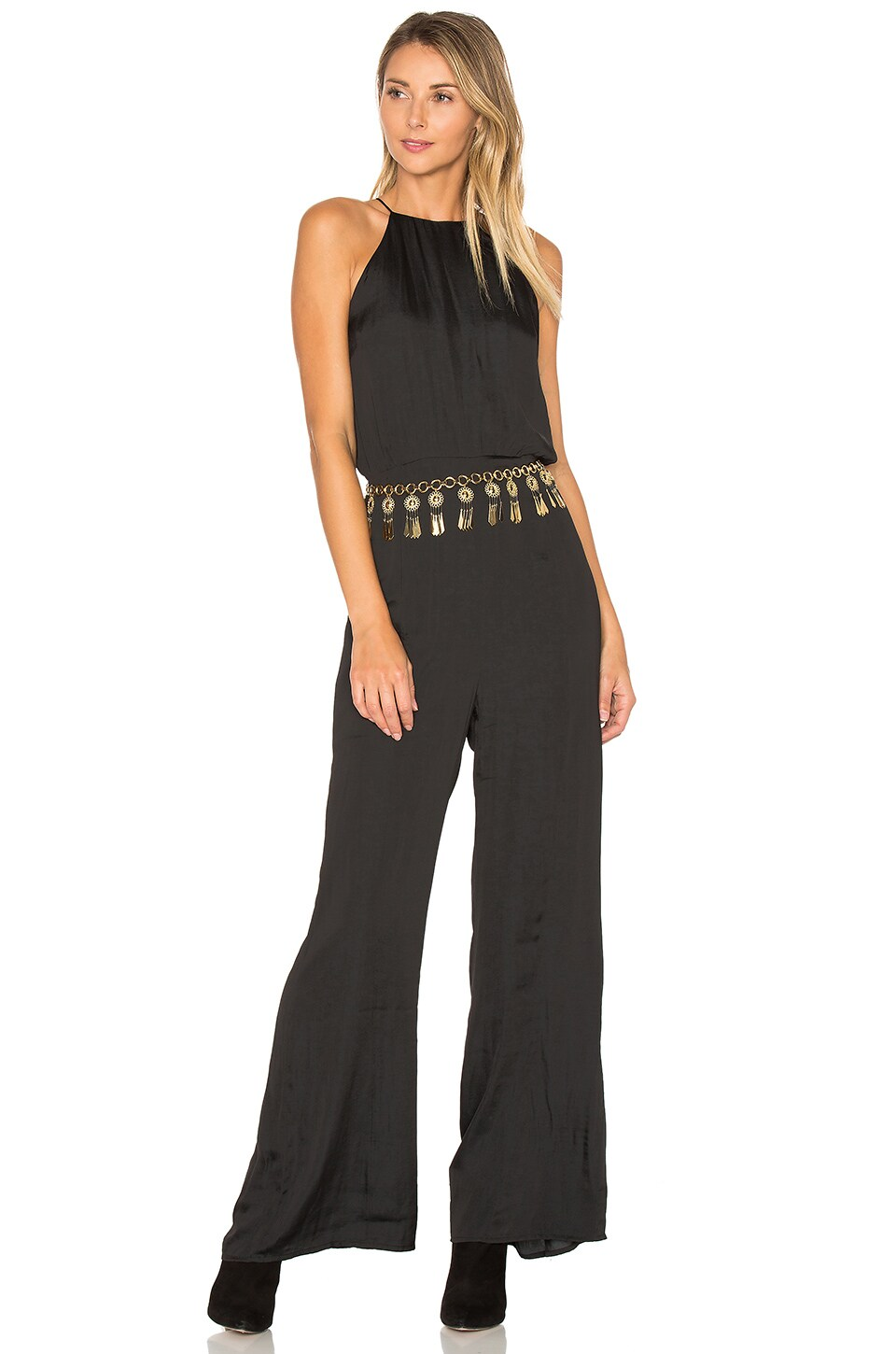 Selena Jumpsuit by d.RA