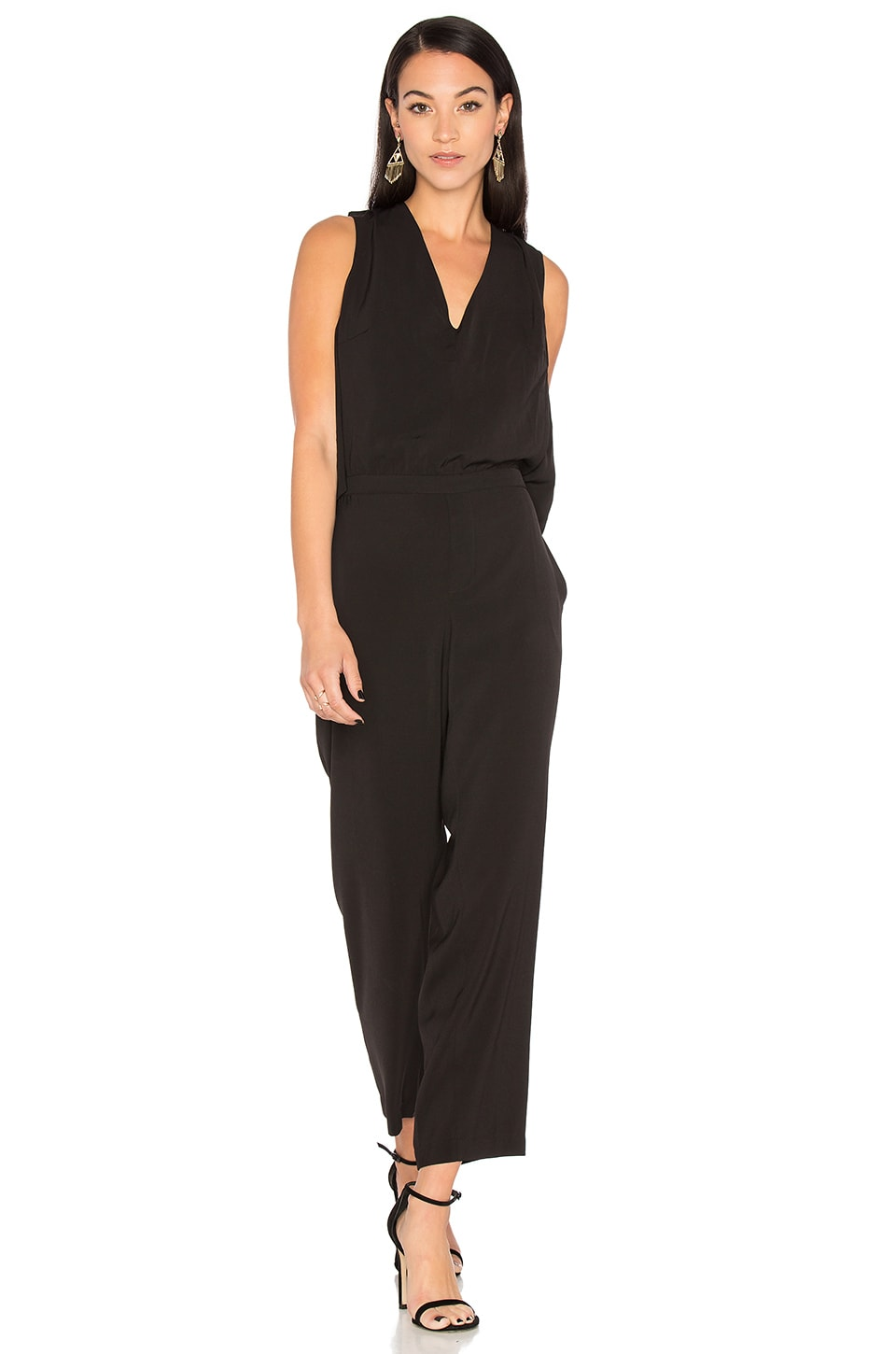 d.RA Paul Jumpsuit in Black