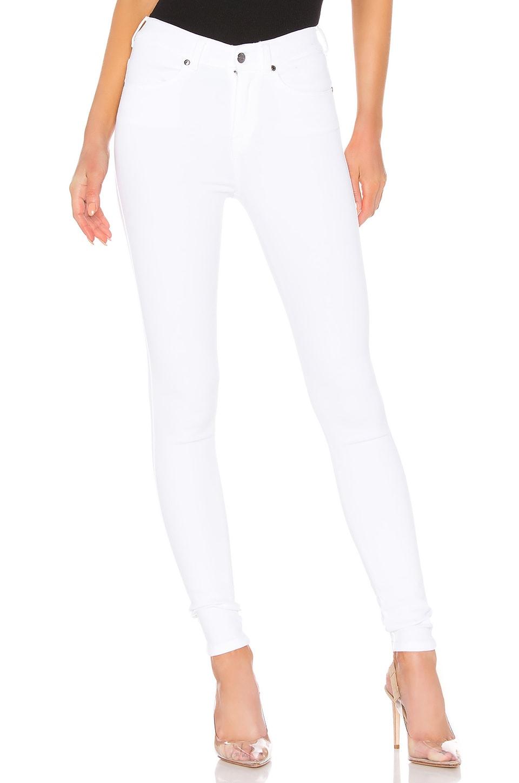 Dr. Denim Lexy Skinny in White