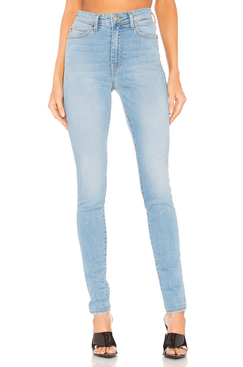 Dr. Denim Erin Skinny in Summer Light Blue