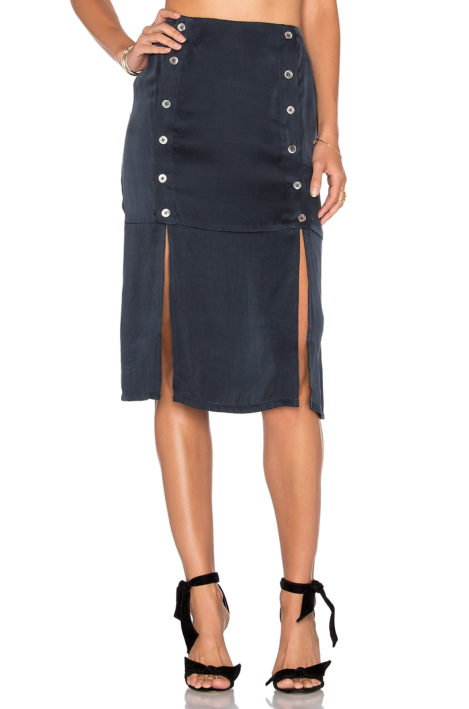 Kylie Midi Skirt by DREAM