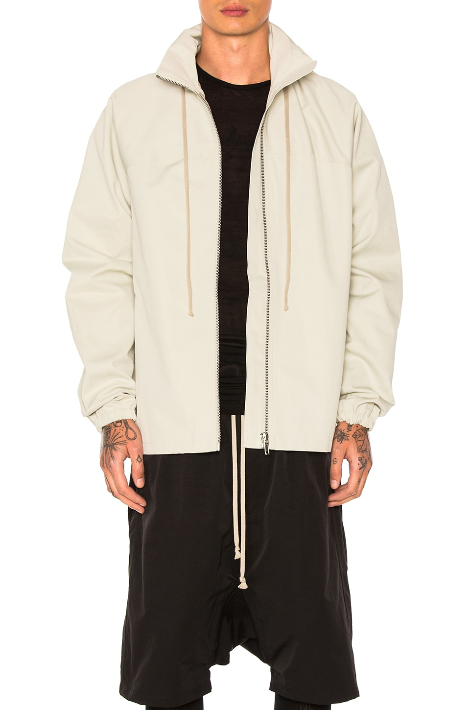 Windbreaker by DRKSHDW by Rick Owens