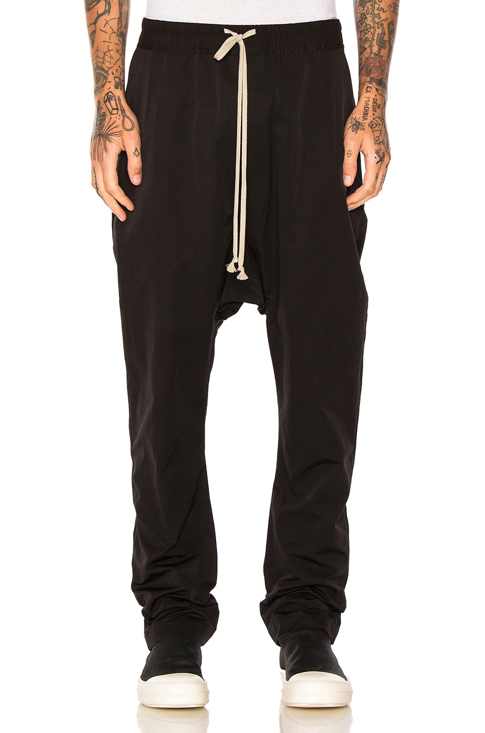 Long Pant by DRKSHDW by Rick Owens