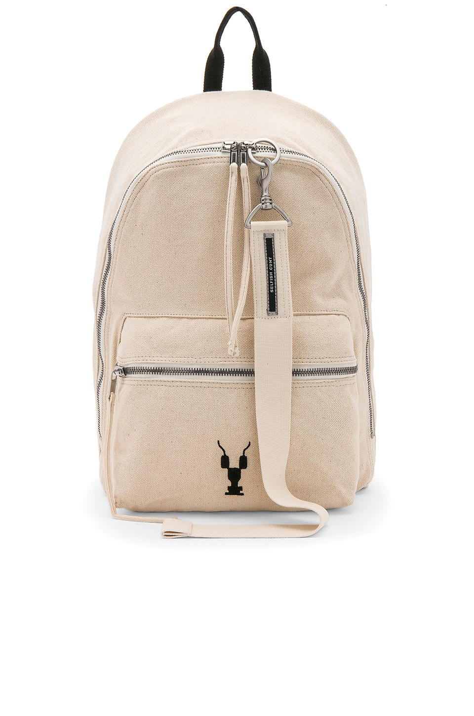Zaino Backpack by DRKSHDW by Rick Owens
