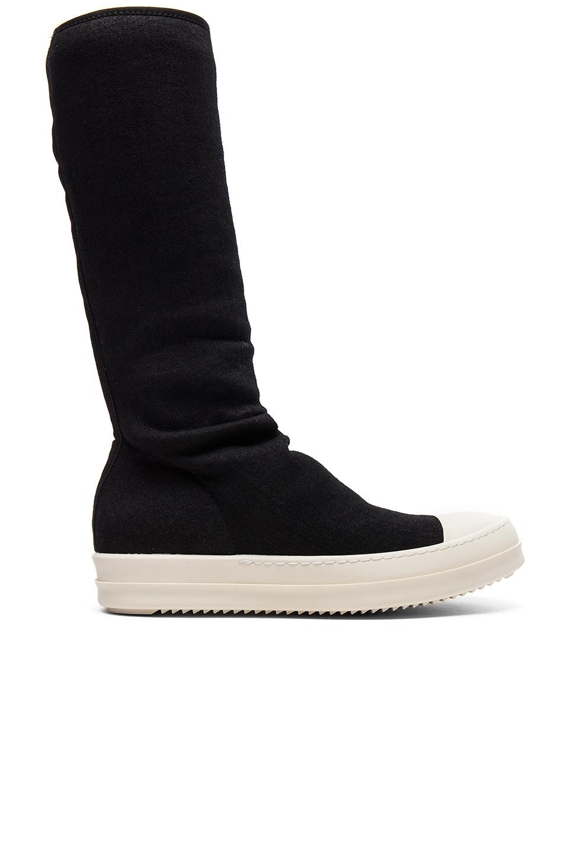 Sock Sneakers by Drkshdw By Rick Owens