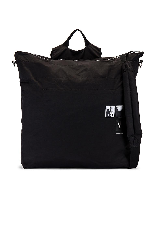 DRKSHDW by Rick Owens Beach Bag Backpack in Black