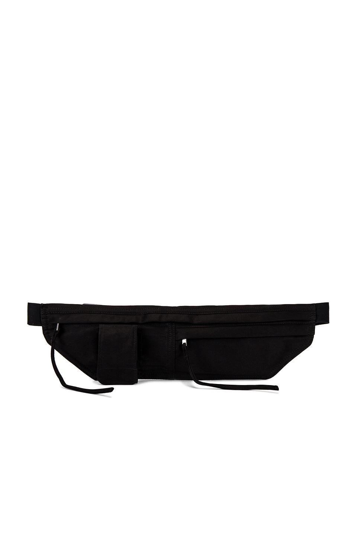 DRKSHDW by Rick Owens Belt Bag in Black