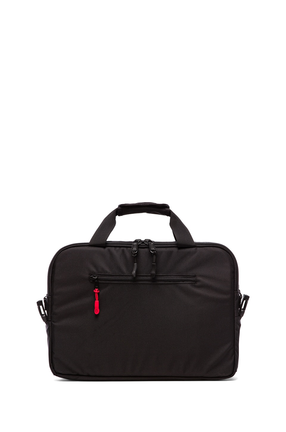 DSPTCH Briefcase in Black