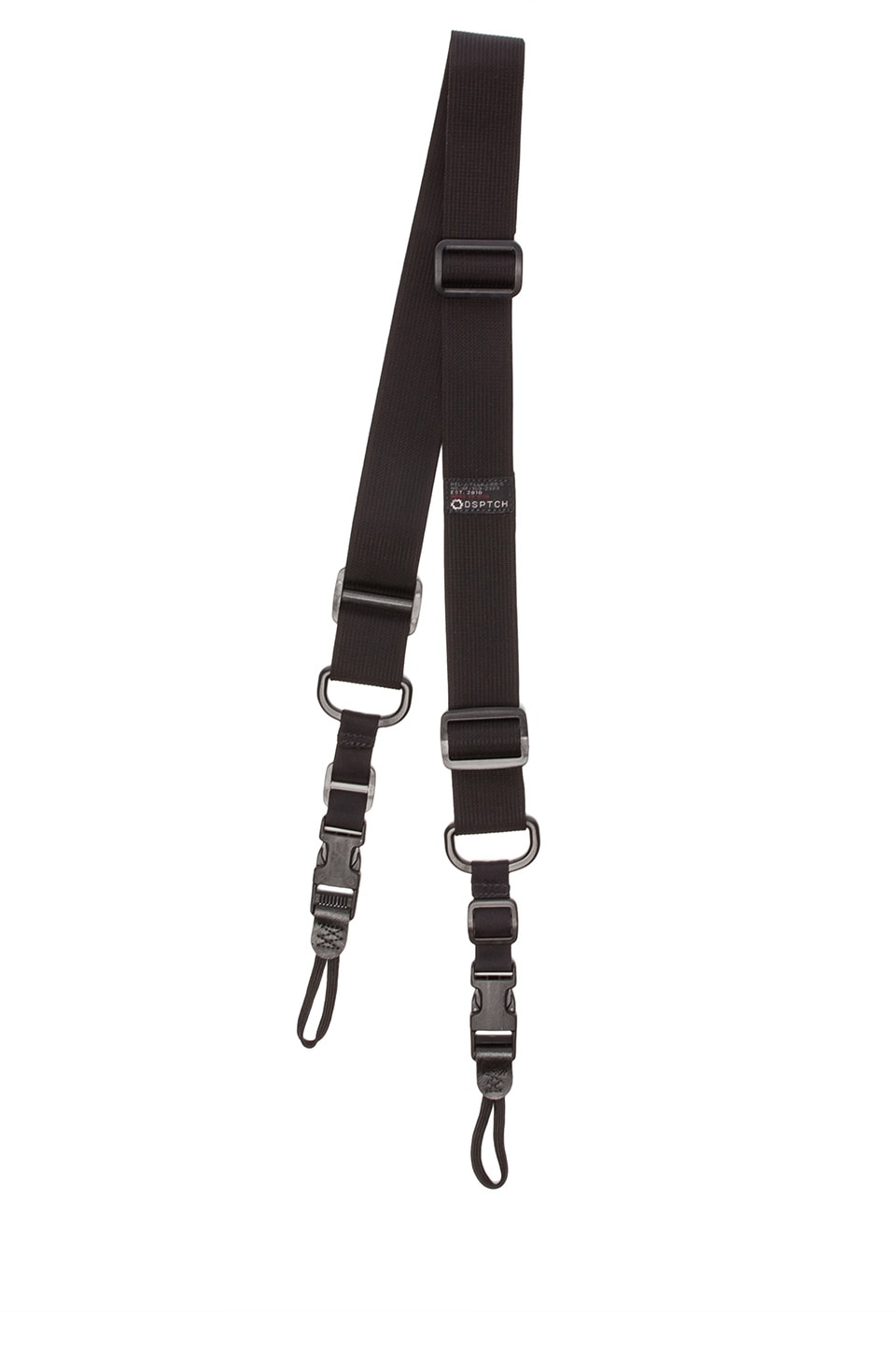 DSPTCH Heavy Camera Sling in Black