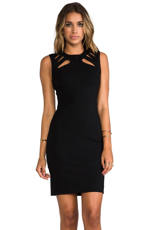 Diane von Furstenberg Sidra Dress in Black
