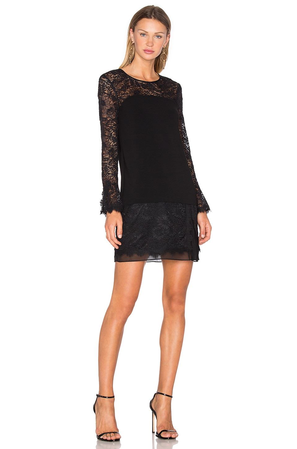 Lavana Lace Dress by Diane von Furstenberg