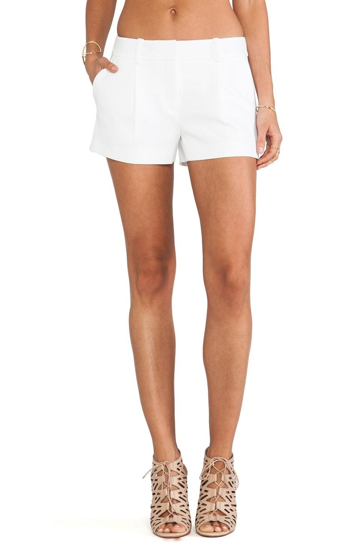 Diane von Furstenberg Naples Short in White
