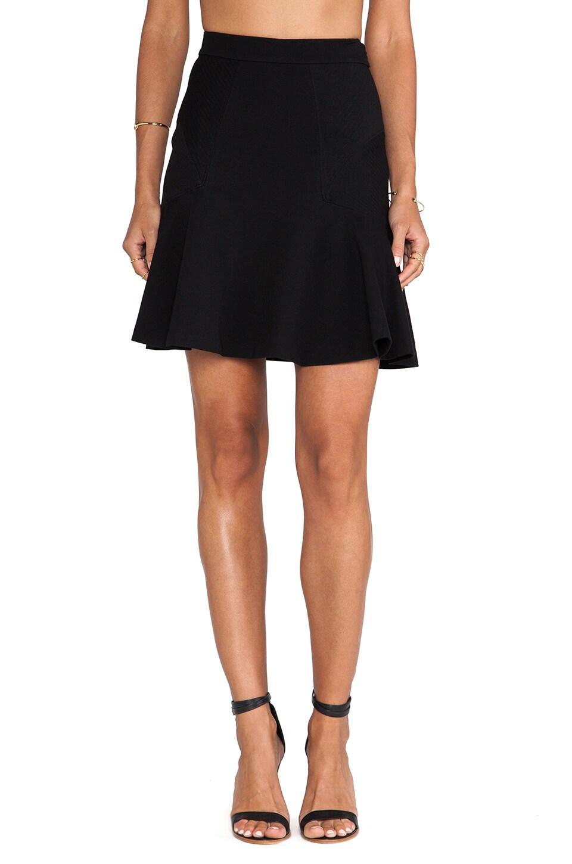 Diane von Furstenberg Carlita Skirt in Black