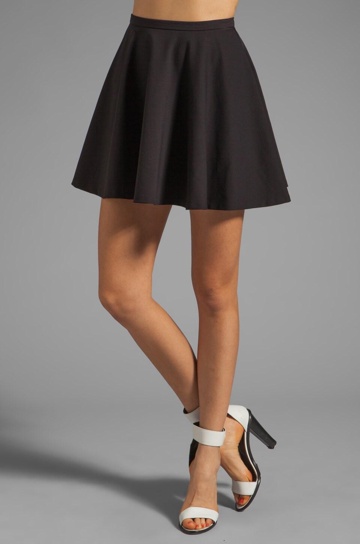 Diane von Furstenberg Bethany Skirt in Black
