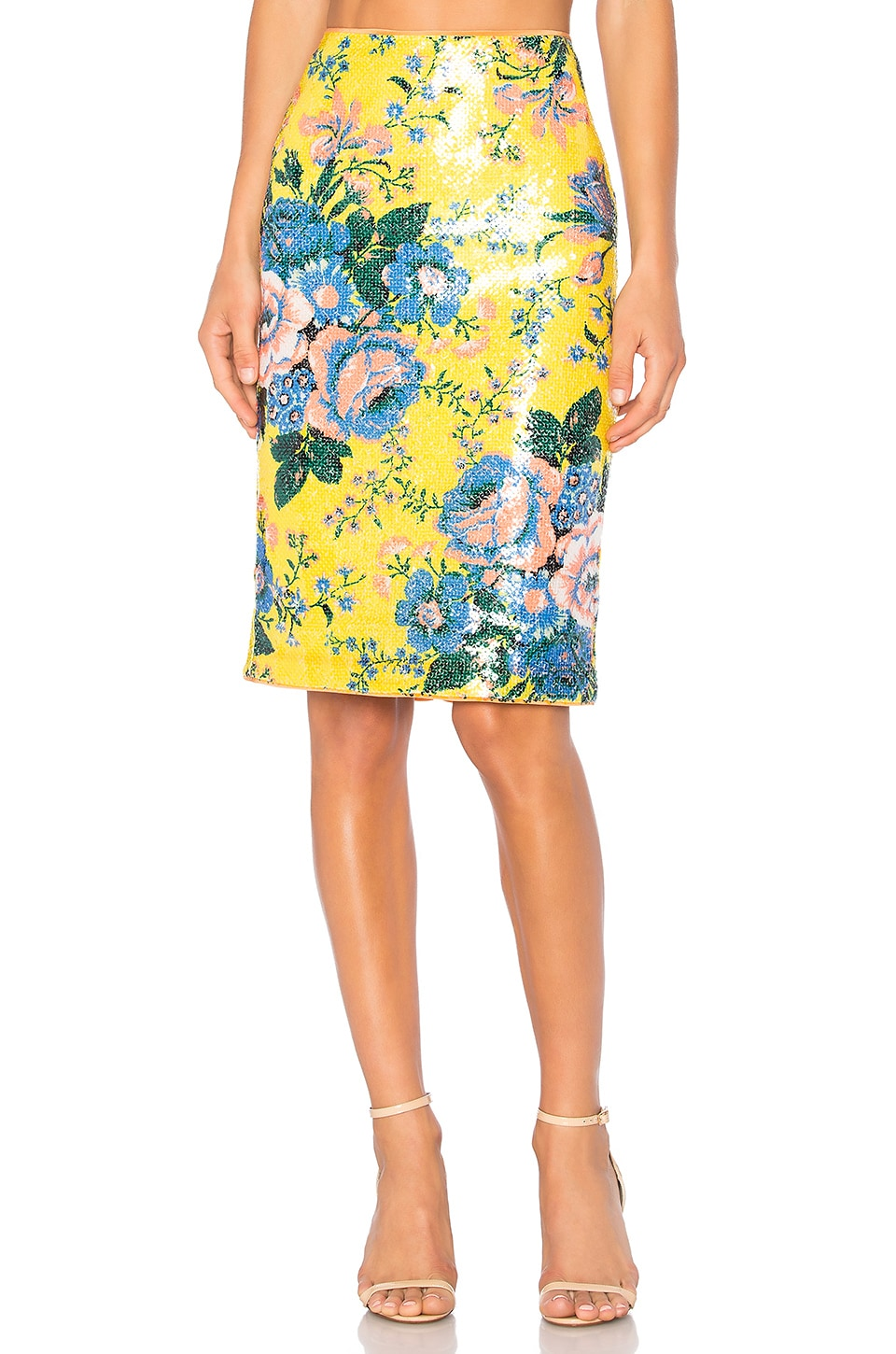 Tailored Pencil Skirt by Diane von Furstenberg