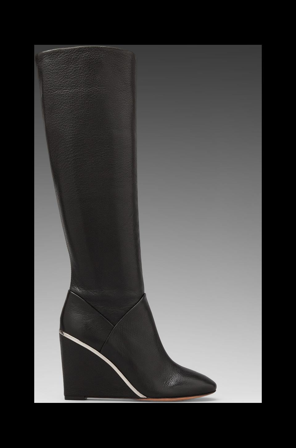 Diane von Furstenberg Paula Boot in Black