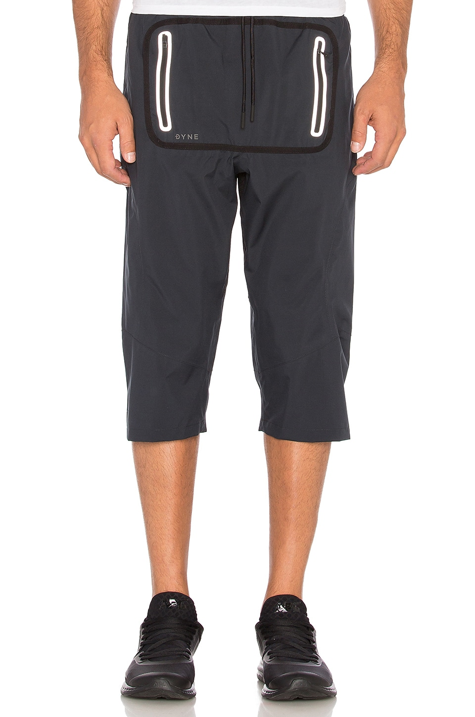 Keplar Cropped Jogger by Dyne