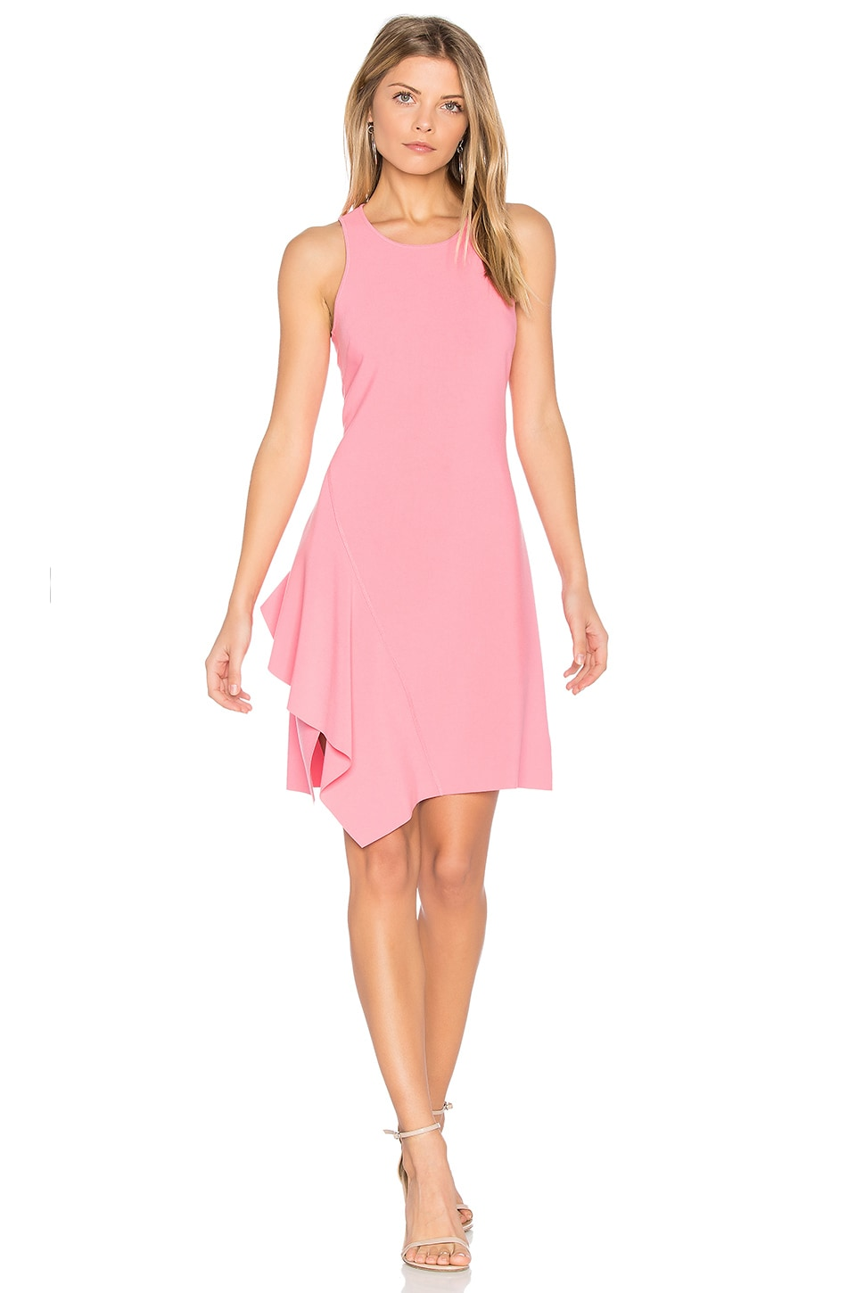 Elizabeth and James Hattie Dress in Bubblegum