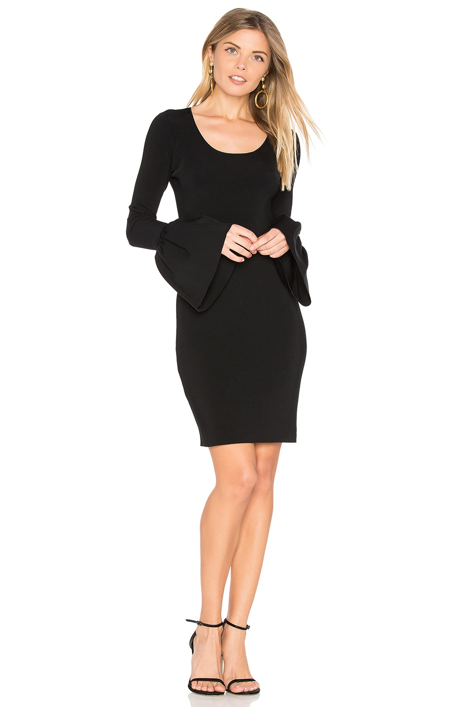 Willomina Bell Sleeved Dress by Elizabeth and James