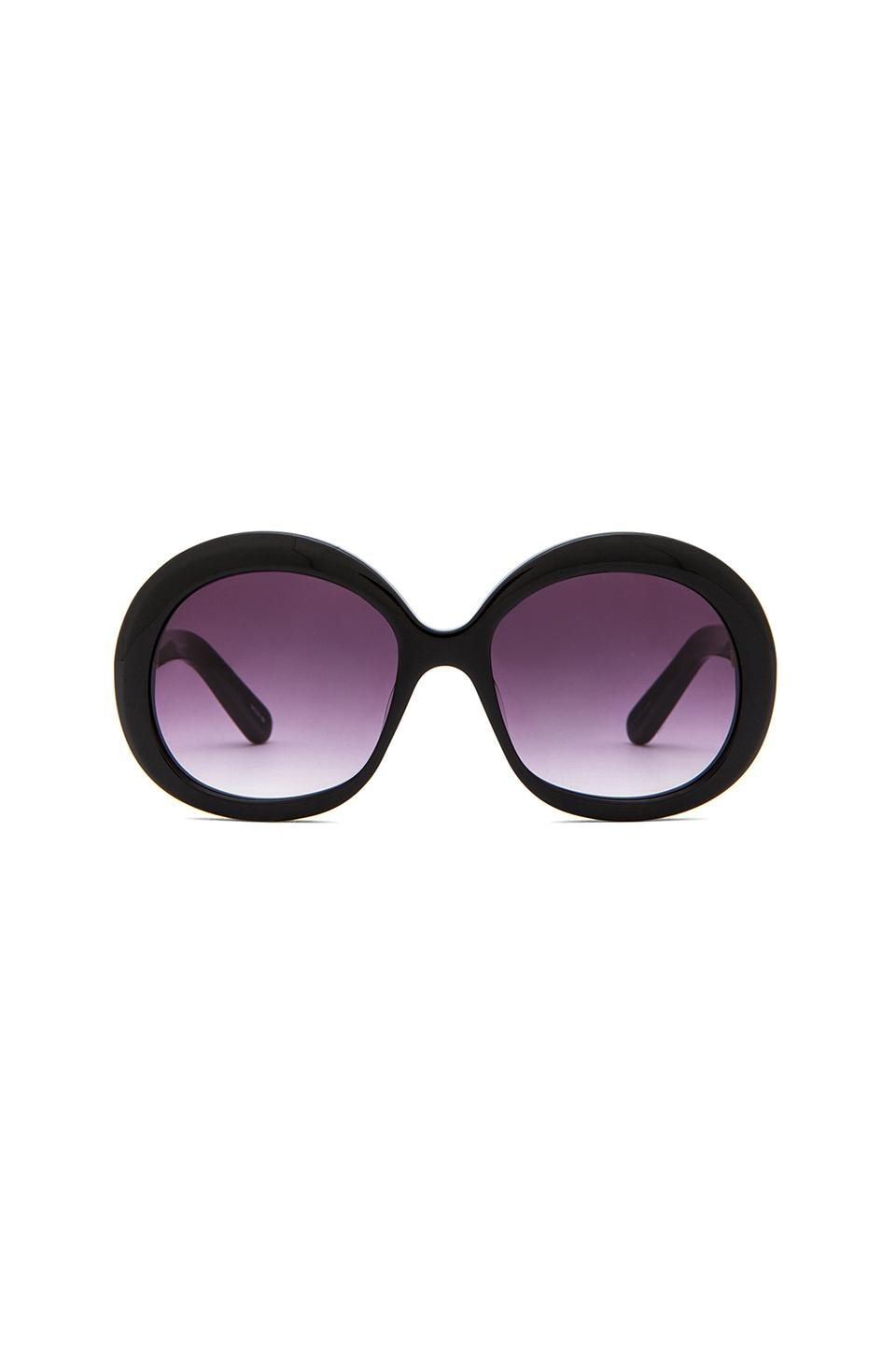 Elizabeth and James River Sunglasses in Black