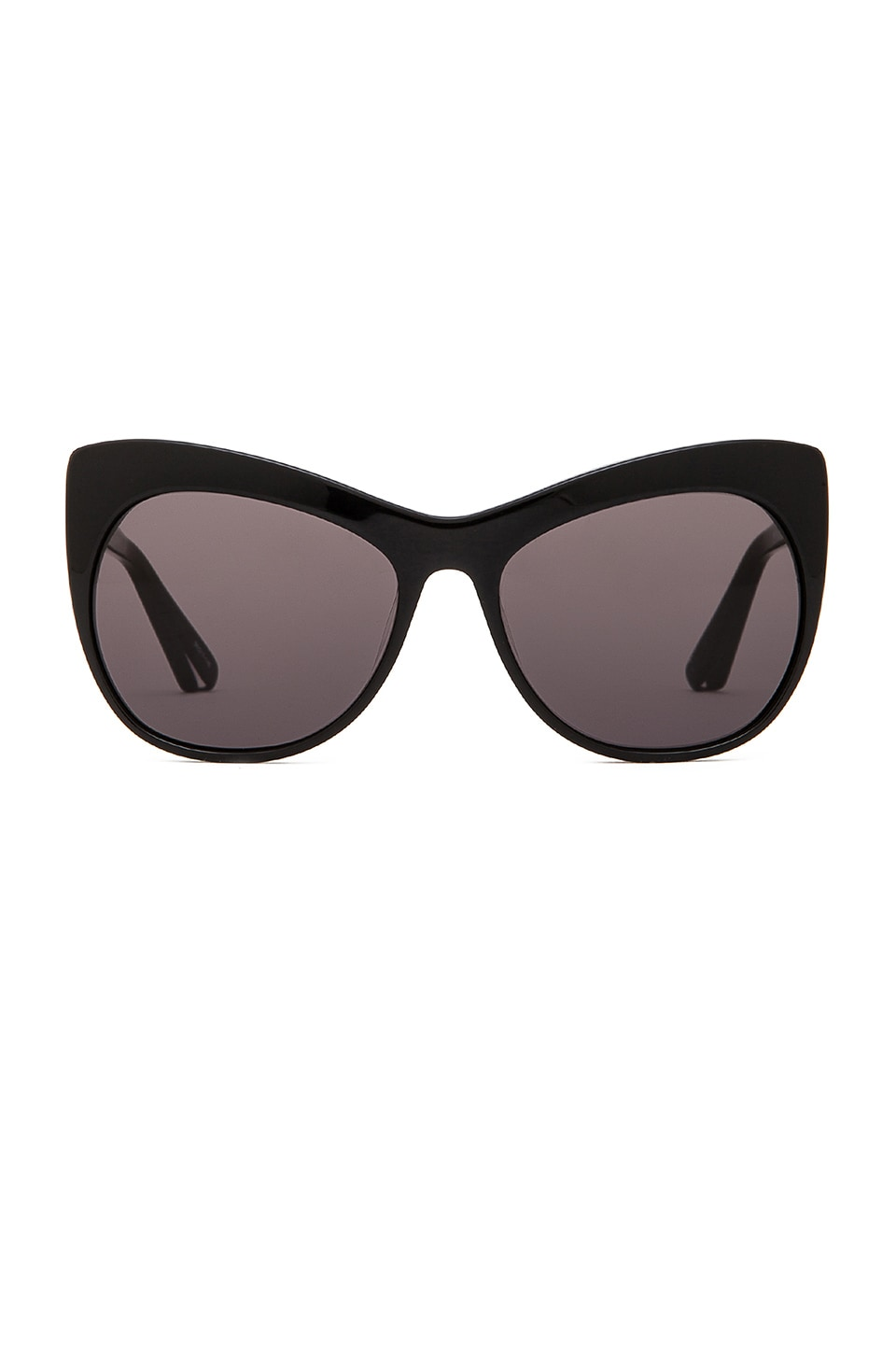 Elizabeth and James Lafayette Sunglasses in Black
