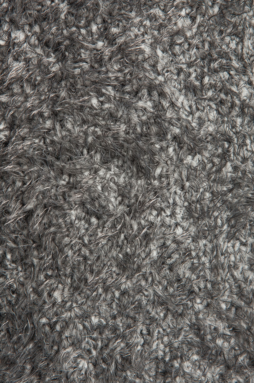 Elizabeth and James Raglan Pullover Sweater in Grey