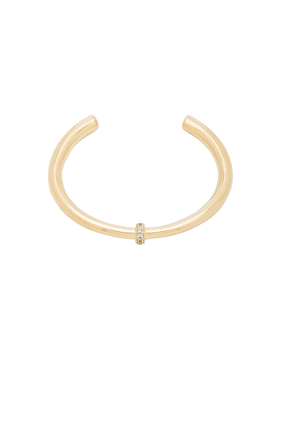 Elizabeth and James Fiona Cuff in Yellow Gold