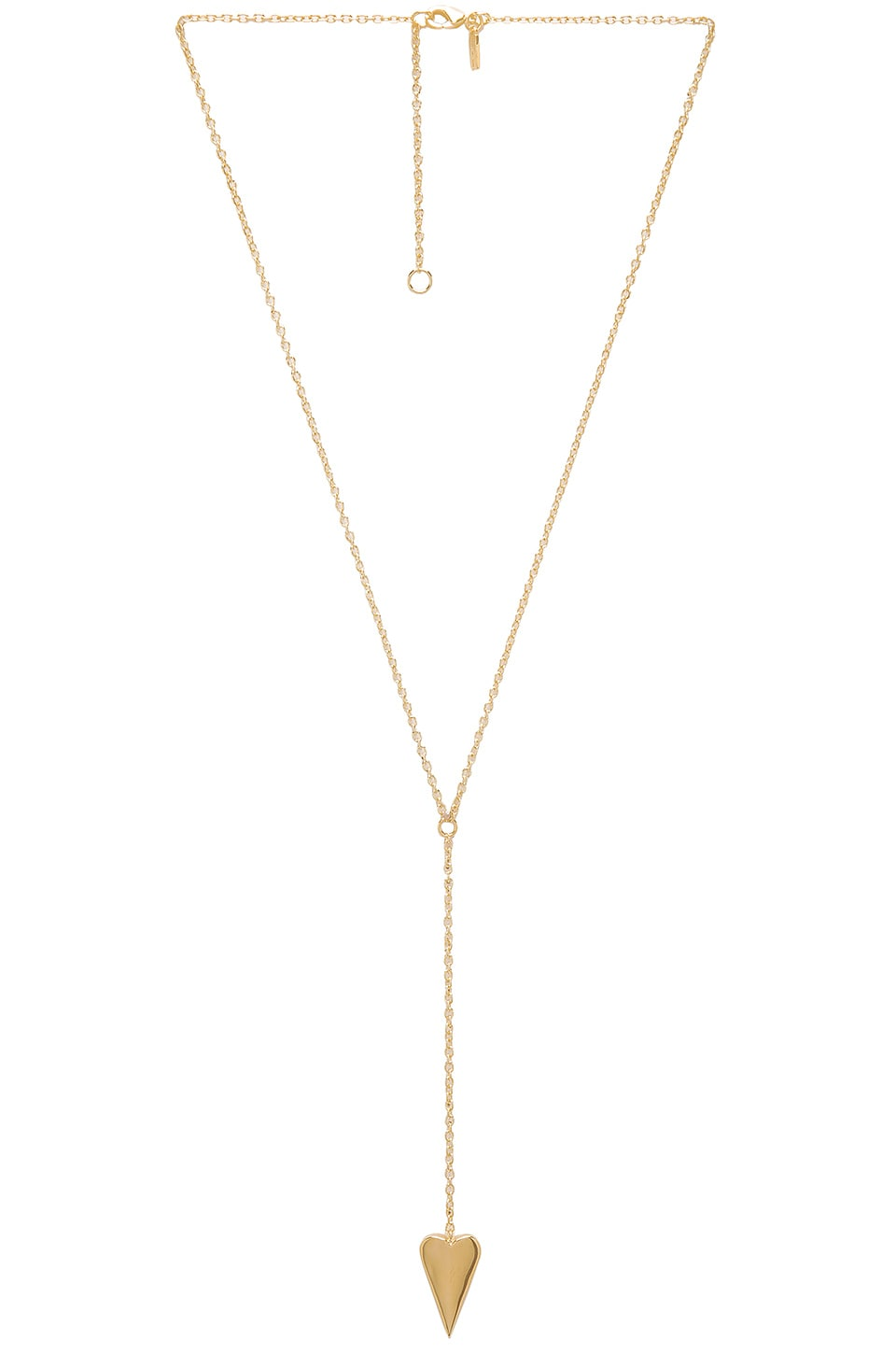 Elizabeth and James Bronte Necklace in Gold